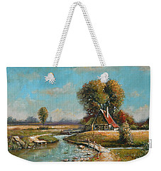 Days Gone By Weekender Tote Bag