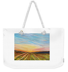 Days Last Rays Weekender Tote Bag