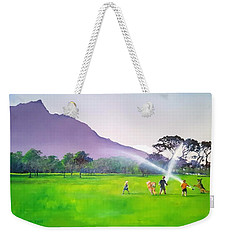 Days Like This Weekender Tote Bag by Tim Johnson