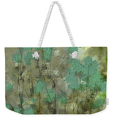 Days Of Beauty Weekender Tote Bag by The Art Of Marilyn Ridoutt-Greene