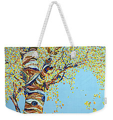 Days Of Gold Weekender Tote Bag