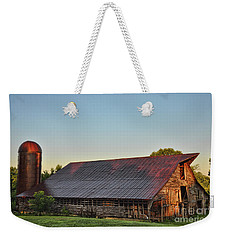 Days Of Thunder Barn Weekender Tote Bag