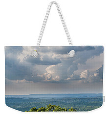 Weekender Tote Bag featuring the photograph Days On The Mountain by Parker Cunningham