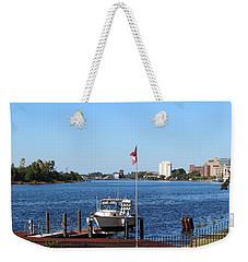 Daytime Beauty  Weekender Tote Bag