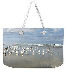 Daytona Beach 2 Weekender Tote Bag