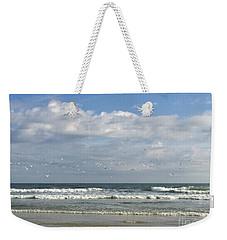 Daytona Beach 3 Weekender Tote Bag