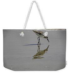 Daytona Beach Shorebird Weekender Tote Bag