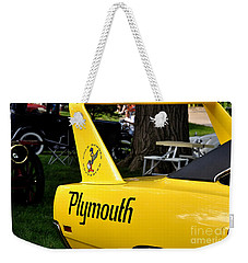 Daytona Weekender Tote Bag