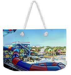 Daytona Lagoon Weekender Tote Bag