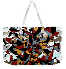 Dazed And Confused  Weekender Tote Bag