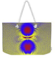 Dazzle Bright Weekender Tote Bag