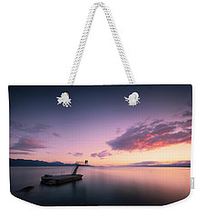 Dazzled By Happiness Weekender Tote Bag