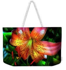 Dazzling Daylily  Weekender Tote Bag
