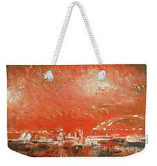Dazzling Weekender Tote Bag by Jane See