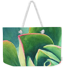 Dazzling Like A Jewel Weekender Tote Bag by Sandy Fisher