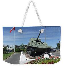 Dd Tank Weekender Tote Bag