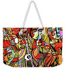 Ddd Tango Weekender Tote Bag