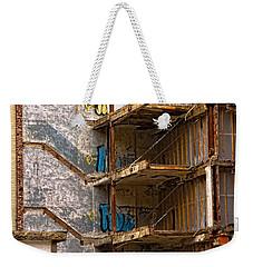 De-construction Weekender Tote Bag