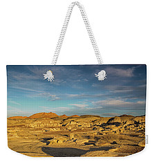 De Na Zin Wilderness Sunset Weekender Tote Bag