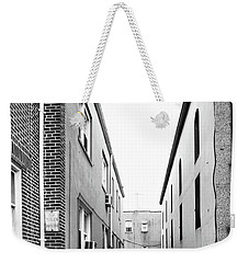 Dead End Alley Weekender Tote Bag