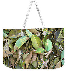 Dead Leaves Weekender Tote Bag