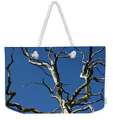 Dead Oak Tree Weekender Tote Bag