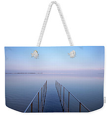 The Dead Sea Weekender Tote Bag by Yoel Koskas