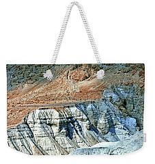 Dead Sea Scroll Caves Weekender Tote Bag