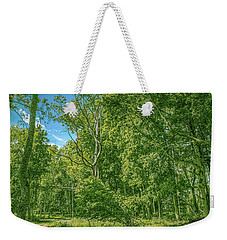 Weekender Tote Bag featuring the photograph Dead Tree Gaeddeholm by Leif Sohlman
