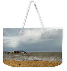 Deal Pier Weekender Tote Bag