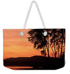 Deam Lake Dawn - Fm000088 Weekender Tote Bag