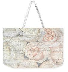 Dearly Beloved Weekender Tote Bag