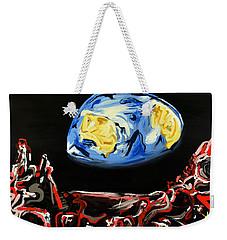 Death By Starlight Weekender Tote Bag by Ryan Demaree