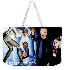 Death In Venice Weekender Tote Bag