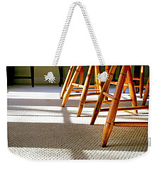 Death Takes People Away - Life Steals Them Weekender Tote Bag