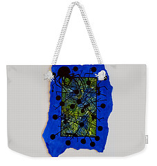Death To Four Ants And A Fly Weekender Tote Bag