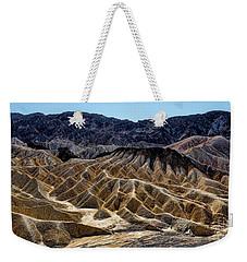 Death Valley 2 Weekender Tote Bag