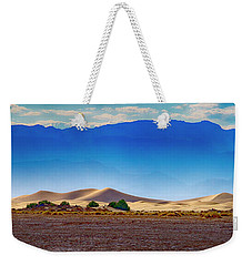Death Valley Dunes Weekender Tote Bag