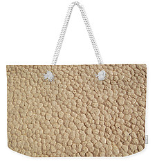 Death Valley Mud Weekender Tote Bag