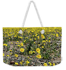 Death Valley Super Bloom Weekender Tote Bag