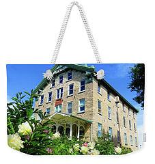 Dec Building Cape Vincent Ny Weekender Tote Bag