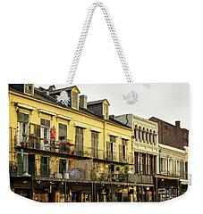 Decatur Street New Orleans Weekender Tote Bag
