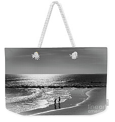 December At The Jersey Shore Weekender Tote Bag