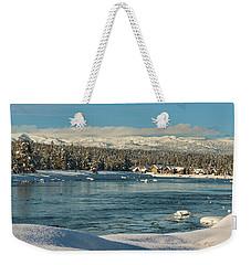 December Dream Weekender Tote Bag