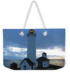 December Light, Tibbetts Point  Weekender Tote Bag