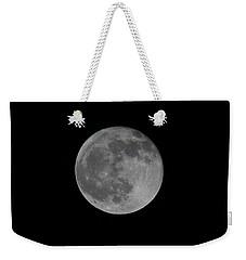 December Moon Weekender Tote Bag