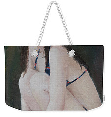 Decided Weekender Tote Bag