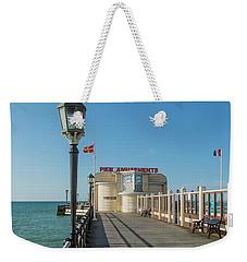 Deck Fun Weekender Tote Bag by Hazy Apple