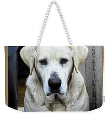 Deck Hand Dog Weekender Tote Bag