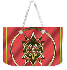Weekender Tote Bag featuring the digital art Deco 26 - Chuck Staley by Chuck Staley